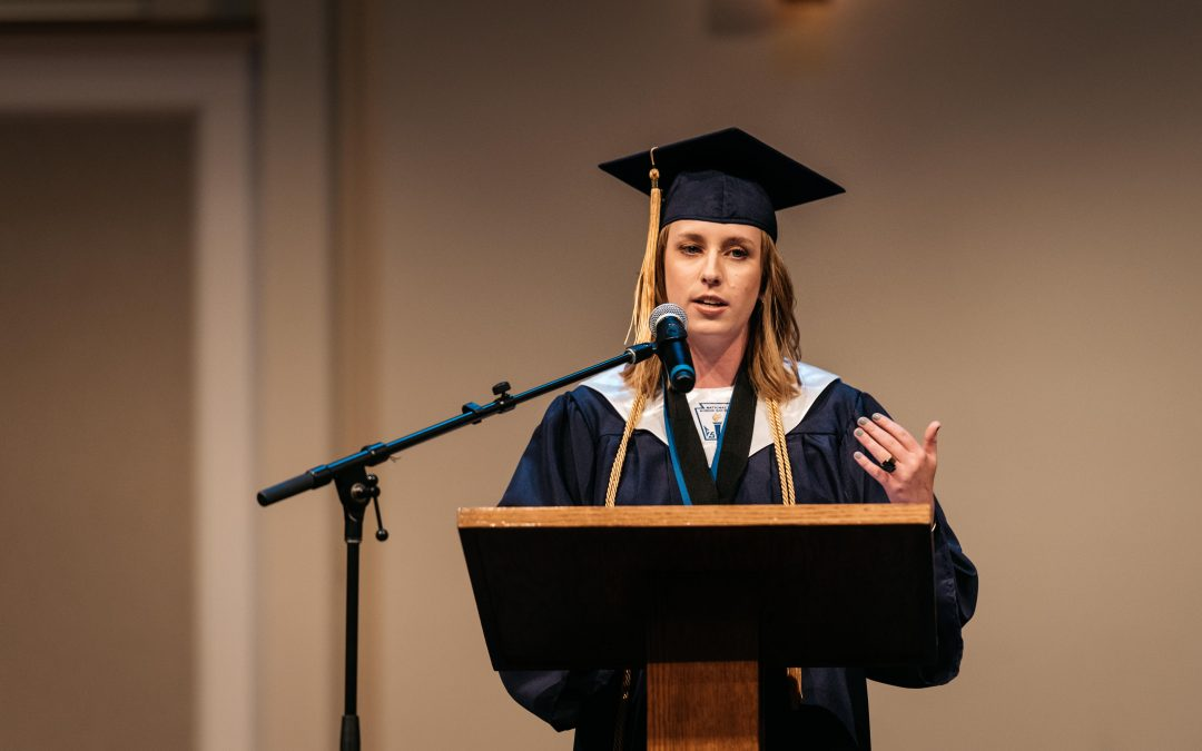 Graduation 2019 Valedictorian Address Part 2